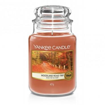 Duża świeca Woodland Road Trip Yankee Candle