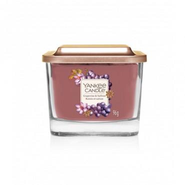 Elevation mała świeca Grapevine & Saffron Yankee Candle