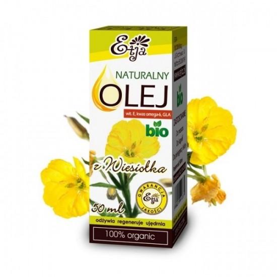 Naturalny olej z wiesiołka BIO Etja