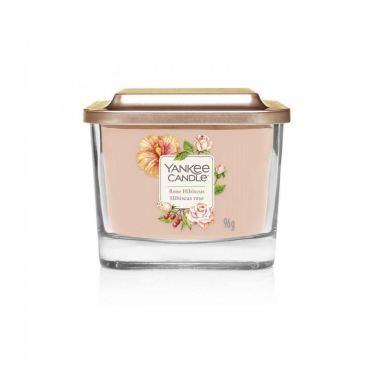 Elevation mała świeca Rose Hibiscus Yankee Candle