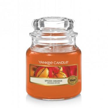 Mała świeca Spiced Orange Yankee Candle