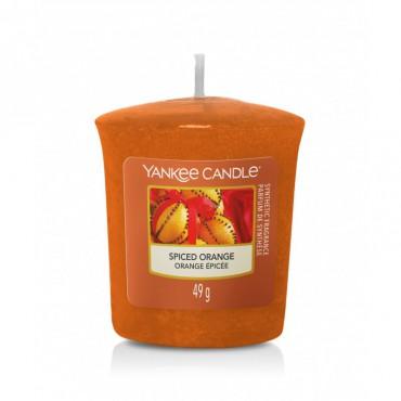 Sampler Spiced Orange Yankee Candle