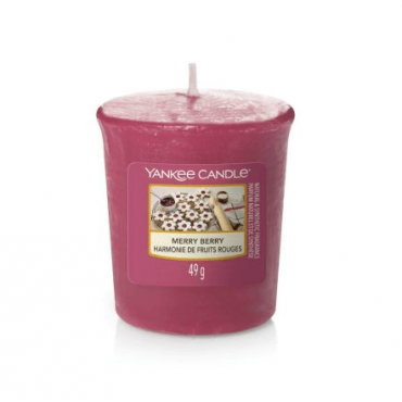 Sampler Merry Berry Yankee Candle