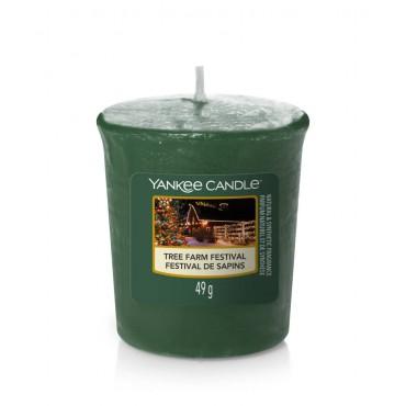 Sampler Tree Farm Festival Yankee Candle