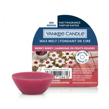 Wosk Merry Berry Yankee Candle