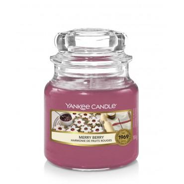 Mała świeca Merry Berry Yankee Candle
