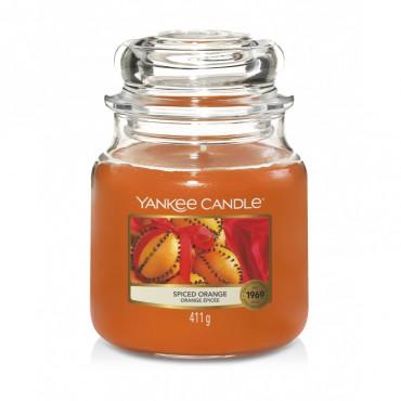 Średnia świeca Spiced Orange Yankee Candle