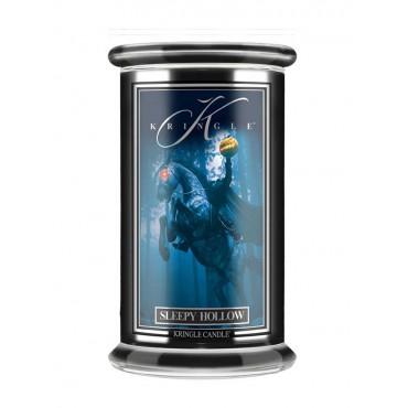 Duża świeca Sleepy Hollow Kringle Candle