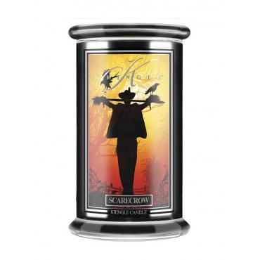 Duża świeca Scarecrow Kringle Candle