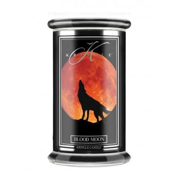 Duża świeca Blood Moon Kringle Candle