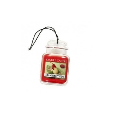 Car jar ultimate Cranberry Pear Yankee Candle