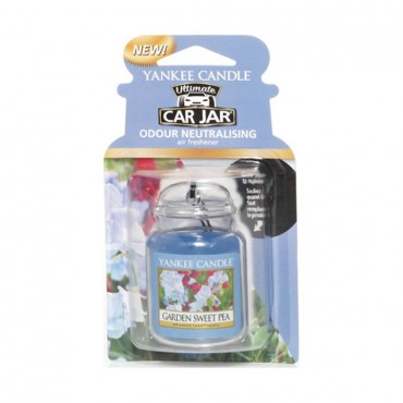 Car jar ultimate Garden Sweet Pea Yankee Candle