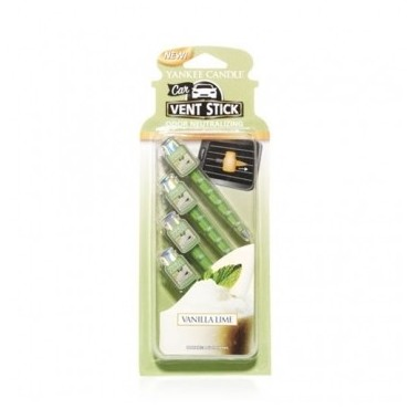 Car vent stick Vanilla Lime Yankee Candle