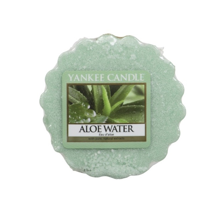 Wosk Aloe Water Yankee Candle