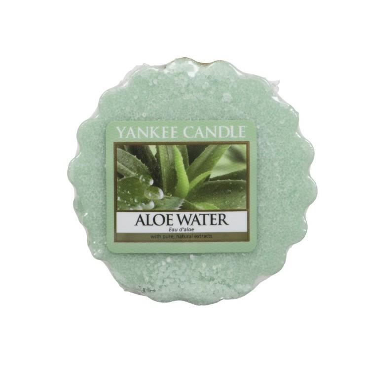 Wosk Aloe Water Yankee Candle