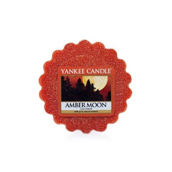 Wosk Amber Moon Yankee Candle