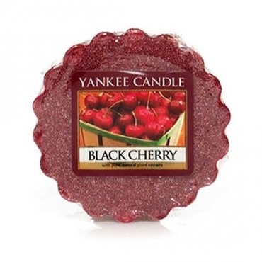 Wosk Black Cherry Yankee Candle