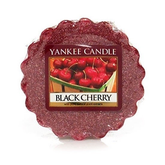 Wosk Black Cherry Yankee Candle