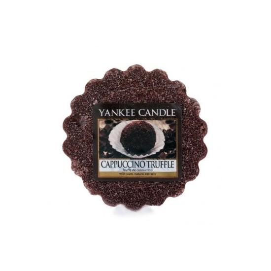 Wosk Cappuccino Truffle Yankee Candle