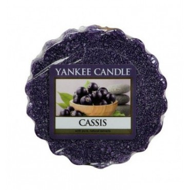 Wosk Cassis Yankee Candle