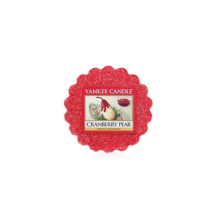 Wosk Cranberry Pear Yankee Candle