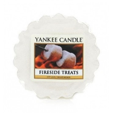 Wosk Fireside Treats Yankee Candle