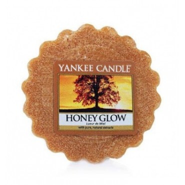 Wosk Honey Glow Yankee Candle