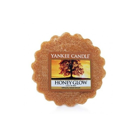 Wosk Honey Glow Yankee Candle