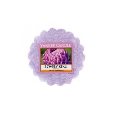 Wosk Lovely Kiku Yankee Candle