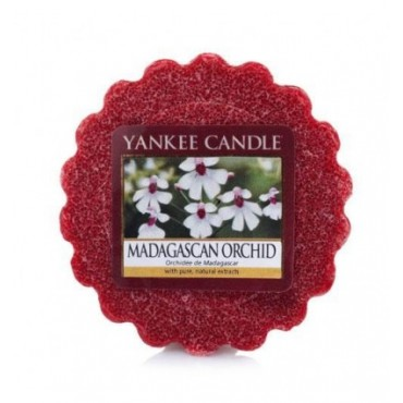 Wosk Madagascan Orchid Yankee Candle