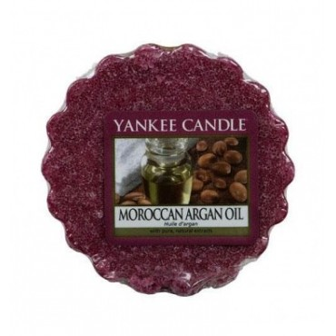 Wosk Moroccan Argan Oil Yankee Candle