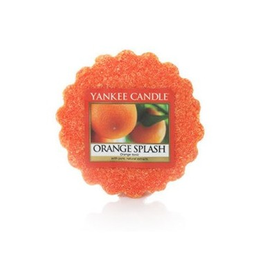 Wosk Orange Splash Yankee Candle