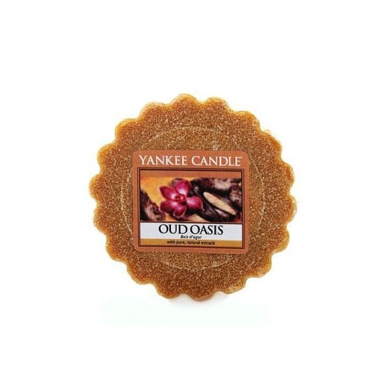 Wosk Oud Oasis Yankee Candle