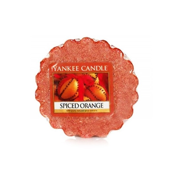 Wosk Spiced Orange Yankee Candle