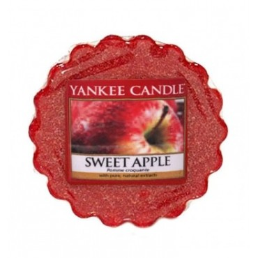 Wosk Sweet Apple Yankee Candle