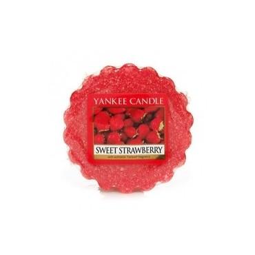 Wosk Sweet Strawberry Yankee Candle