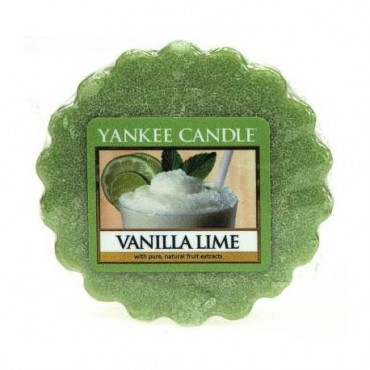Wosk Vanilla Lime Yankee Candle