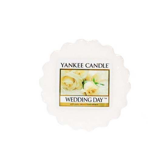 Wosk Wedding Day Yankee Candle