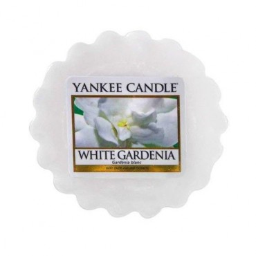 Wosk White Gardenia Yankee Candle