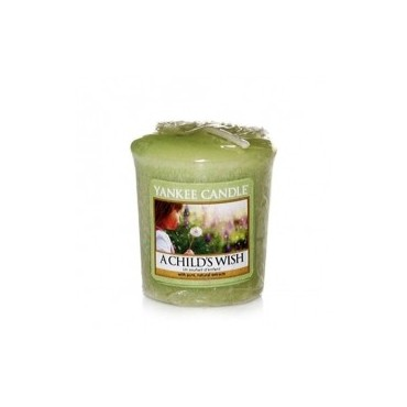 Sampler A childs wish Yankee Candle