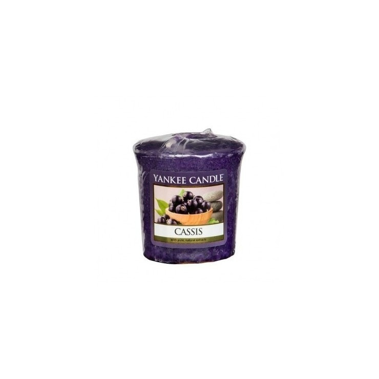 Sampler Cassis Yankee Candle