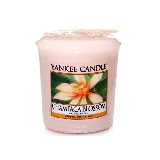 Sampler Champaca Blossom Yankee Candle