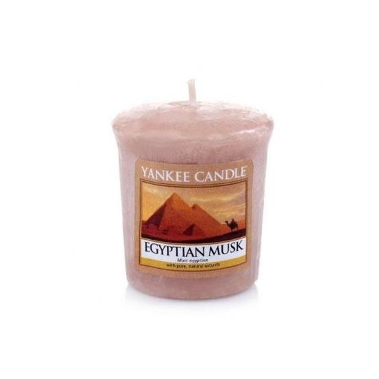 Sampler Egyptian Musk Yankee Candle