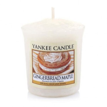 Sampler Gingerbread Maple Yankee Candle