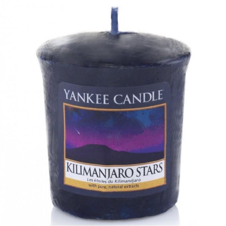 Sampler Kilimanjaro Stars Yankee Candle