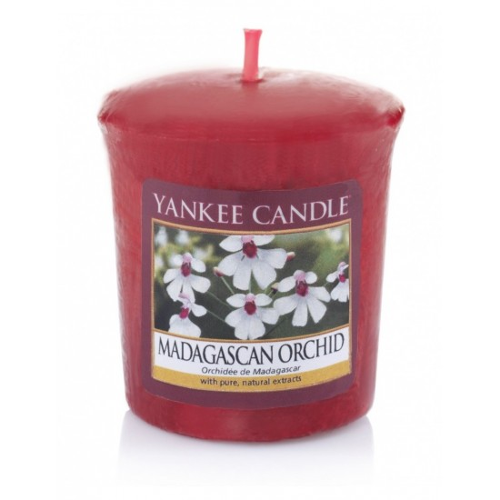 Sampler Madagascan Orchid Yankee Candle