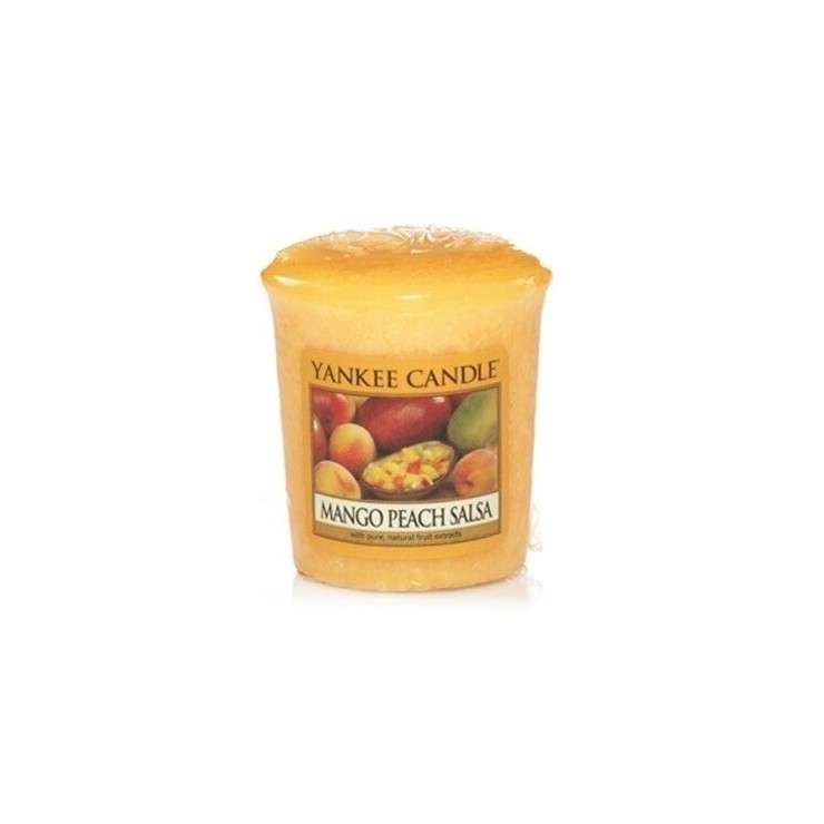 Sampler Mango Peach Salsa Yankee Candle