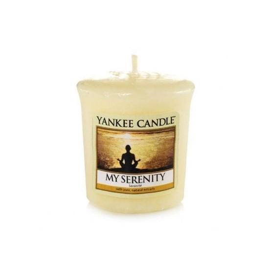 Sampler My Serenity Yankee Candle