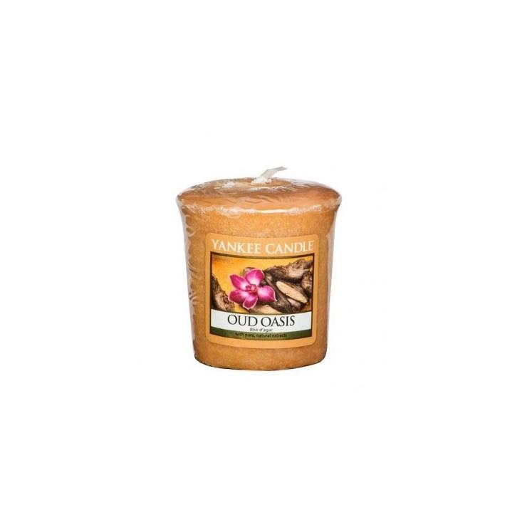 Sampler Oud Oasis Yankee Candle