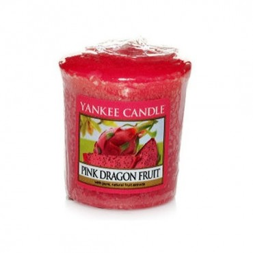 Sampler Pink Dragon Fruit Yankee Candle